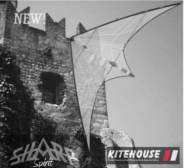 SHARP Spirit Zerowind by KITEHOUSE